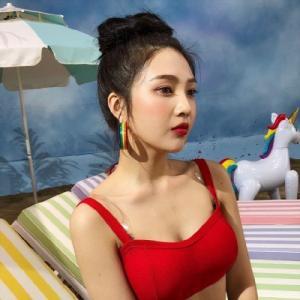 '레드벨벳' 음파음파 들으러가쟈아아아아앙앙이라는 글과 함께 사진을 게재했다